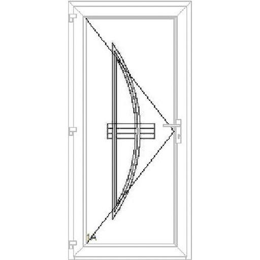 Lépcsőházi biztonsági bejárati ajtók