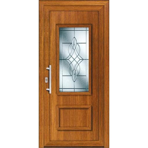 Egyszárnyú bejárati ajtók